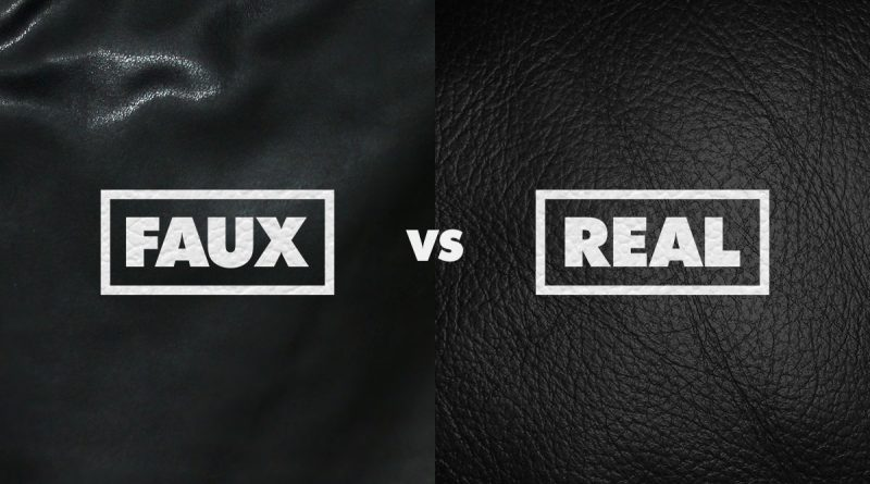 Genuine vs Faux