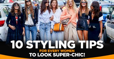 10 Styling Tips For Women