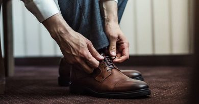 Collection of Men Leather Shoes