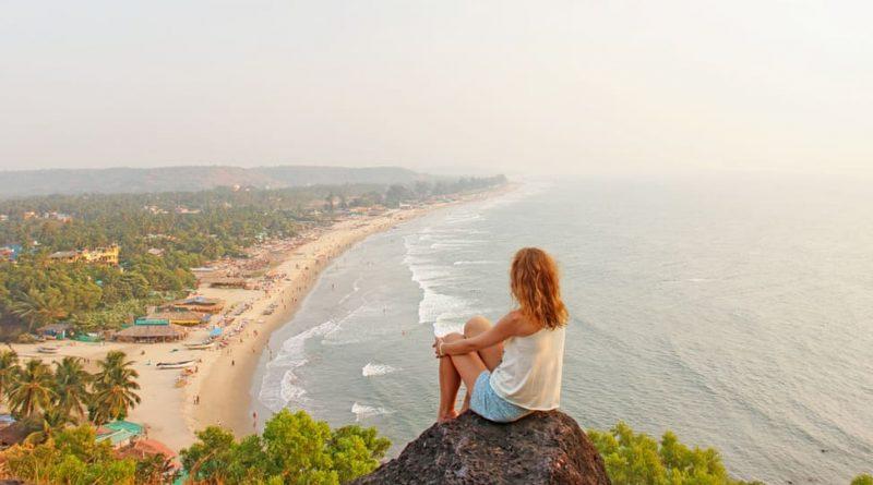 TOURIST in Goa
