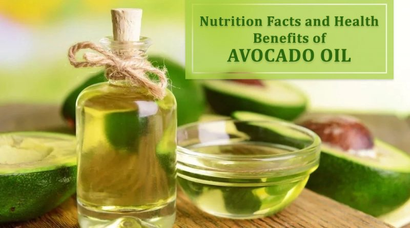 Avocado Oil Nutrition Facts