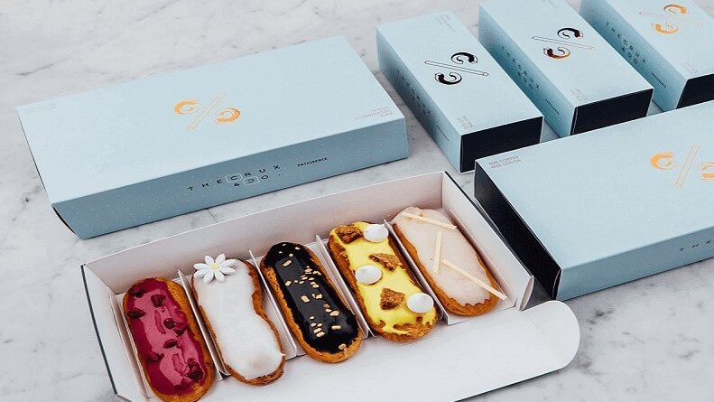 What is special in dessert boxes of Brisbane?