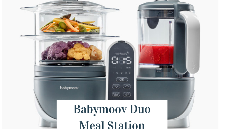 BabyMoov Duo Meal Station Reviews