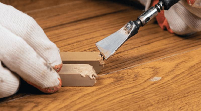 Repair Scratched Wood Flooring