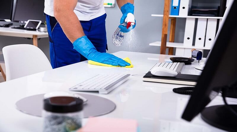 office cleaning company