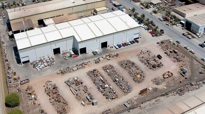 Industial Sheds